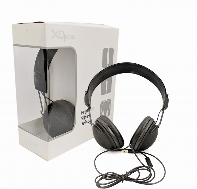 XQISIT HEADPHONE BLACK