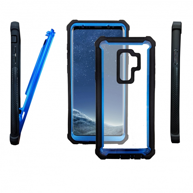 SAMSUNG S9 PLUS H9 CASE BLUE
