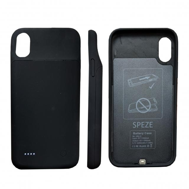 SPEZE IPHONE XS MAX POWER CASE BLACK 4000MH
