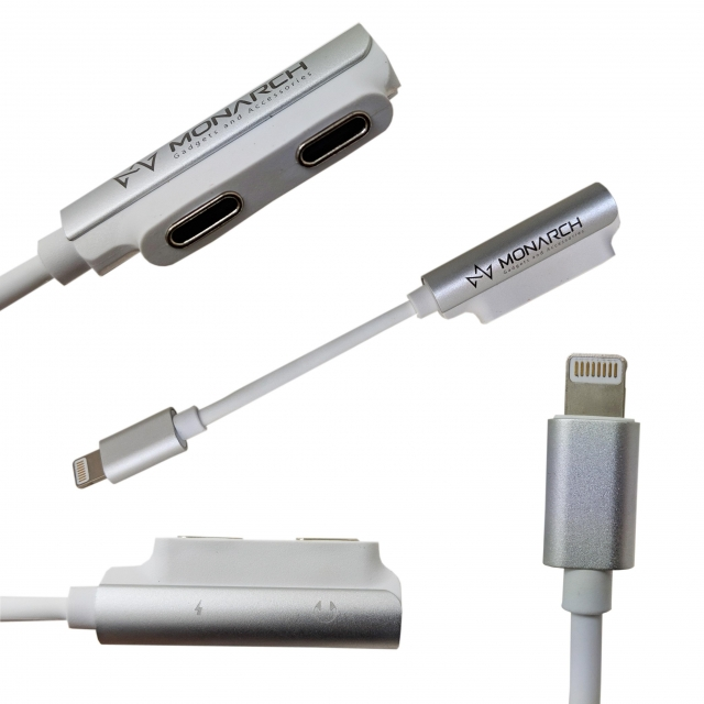 MONARCH IPHONE ONE MUSIC ADAPTER J22