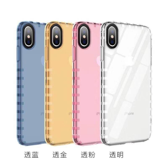 SAMSUNG S10 PLUS TPU BLUE