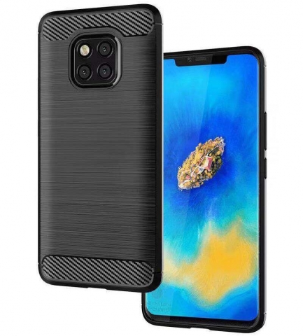 HUAWEI MATE 20 PRO CAR TPU MIX COLOR