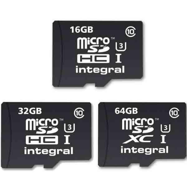 MICROSD INTEGRAL 64GB CLASS 10