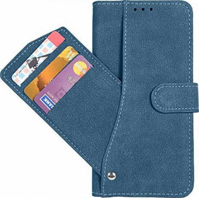 SAMSUNG S10 5G SEPARATE CASE BOOK BLUE