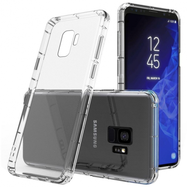 SAMSUNG NOTE 10 SMT CASE CLEAR