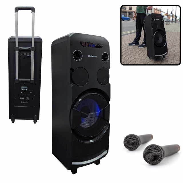 Meirende Professional Speaker System Mh 338A