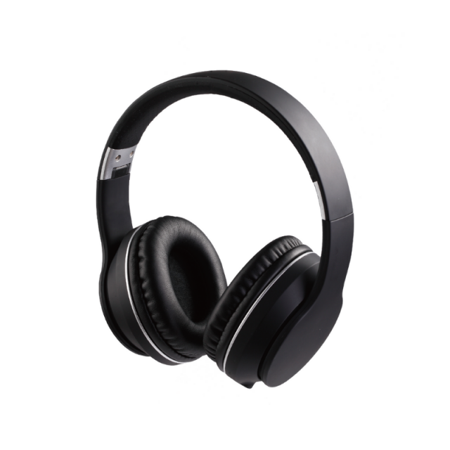 Monarch H3 Wireless Headphones  BLACK