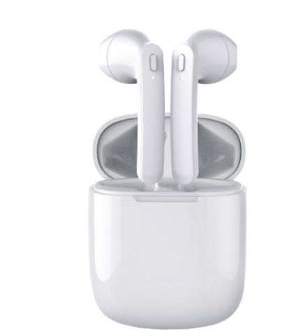 Monarch True Wireless Earphone T12 white