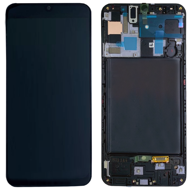 SAMSUNG A2 CORE SERVICE PACK LCD BLACK