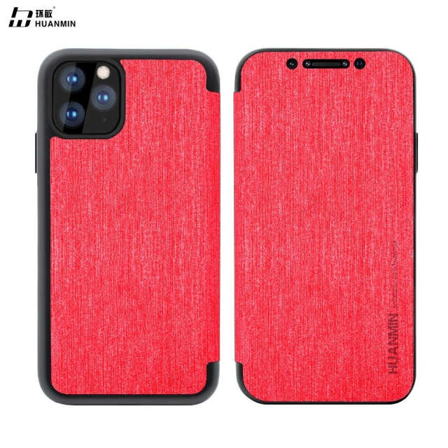 IPHONE 11 5.8 HUWA BOOK RED