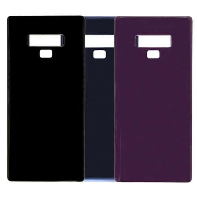 SAMSUNG NOTE 9 BATTERY BACK MIX COLOR
