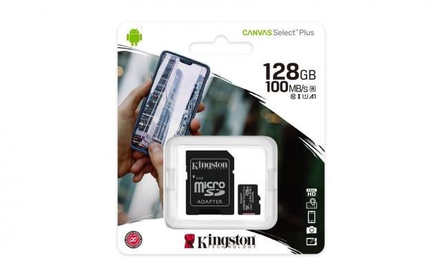 Kingston 128GB MICRO