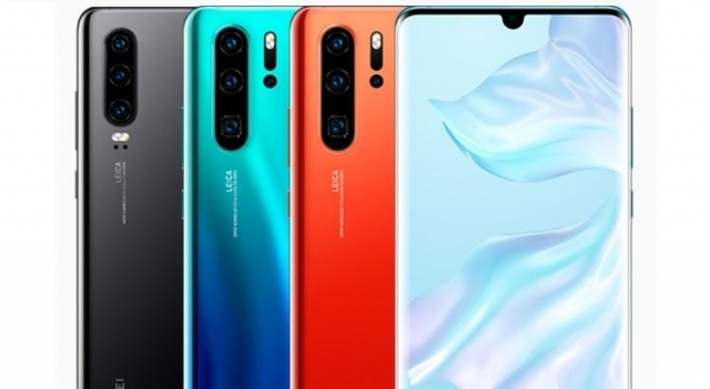 P30 PRO BATTERY BACK COVER MIX COLOR