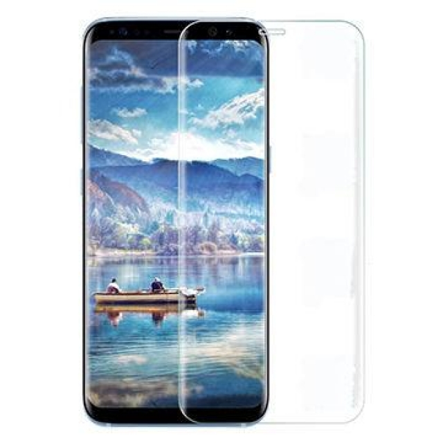 SAMSUNG S20 TEMPERED GLASS EDGE GLUE CLEAR