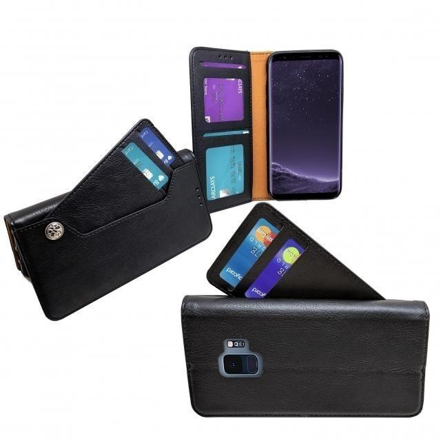 SAMSUNG S20  SEPARATE CASE BOOK BLACK