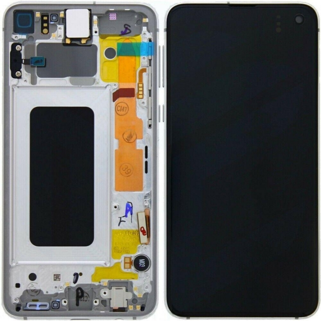 SAMSUNG S10 LCD white