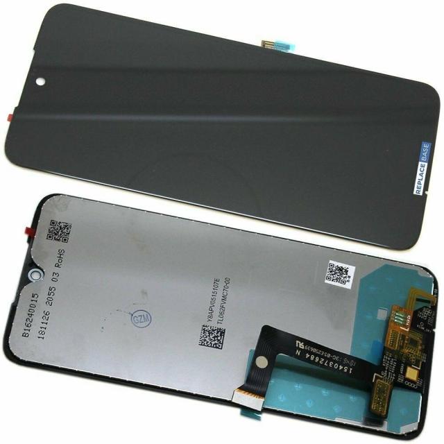 MOTO G7 LCD BLACK