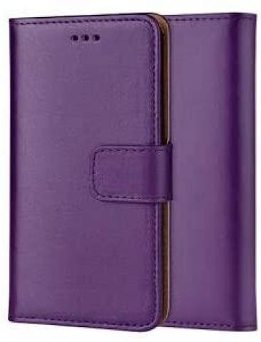 SAMSUNG NOTE 10 LITE BOOK CASE PURPLE