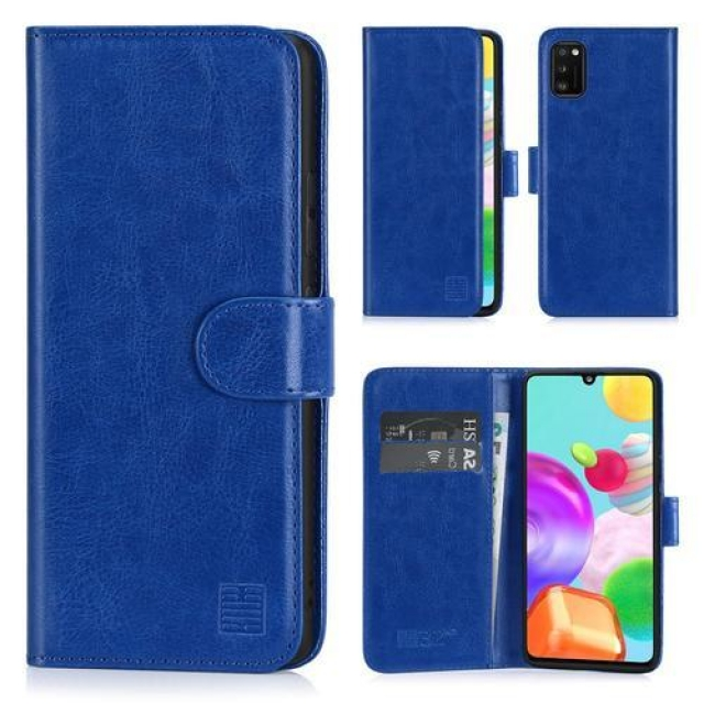 SAMSUNG S20 6.2 BOOK CASE BLUE