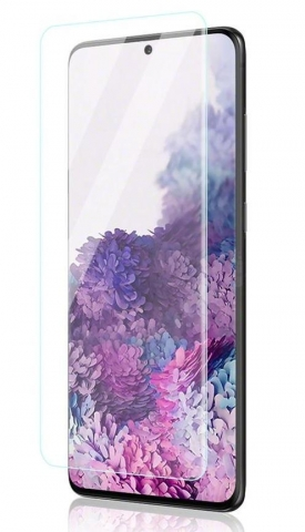 SAMSUNG NOTE 20 ULTRA TEMPERED GLASS CLEAR CURVED