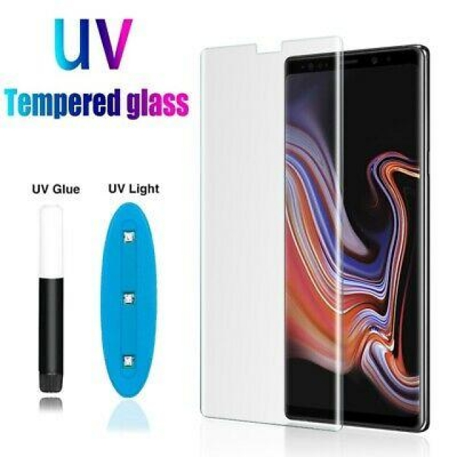 SAMSUNG NOTE 20 ULTRA UV GLASS