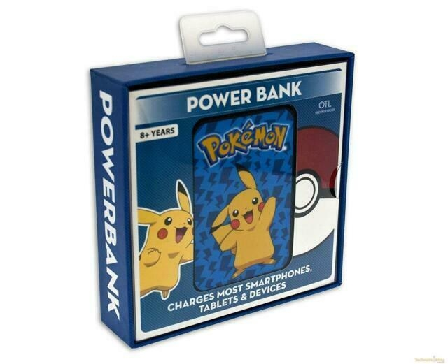 POKEMON POWER BANK 5000MAH