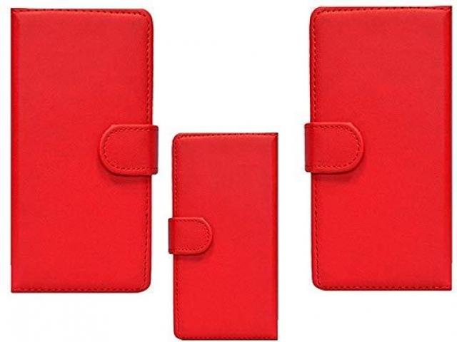 OPPO FIND X2 LITE BOOK CASE RED