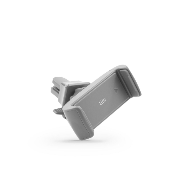 Car holder Lite Clip Air Vent Mount Grip Grey