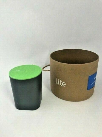 Jiva lite Bluetooth Portable Speaker Grey Green