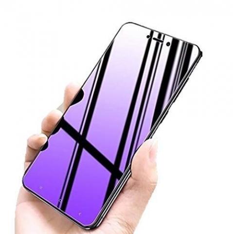IPHONE 12 5.4 ANTI BLUE GLASS BLACK
