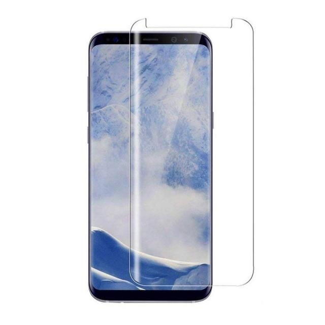 SAMSUNG S21 S30 ULTRA SMALL EDGE TEMPERED GLASS CLEAR
