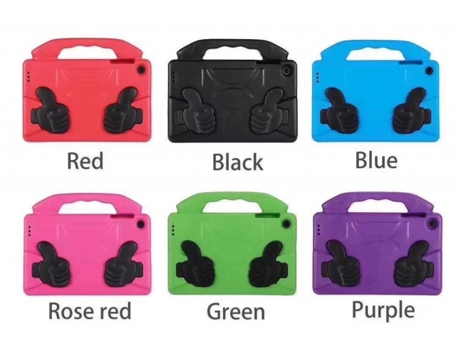 IPAD AIR 9.7 KIDS CASE WITH STAND BLACK