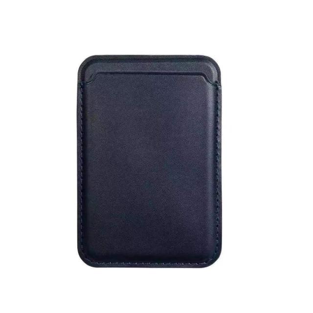 IPHONE 12 MAGNETIC CARD HOLDER BLUE