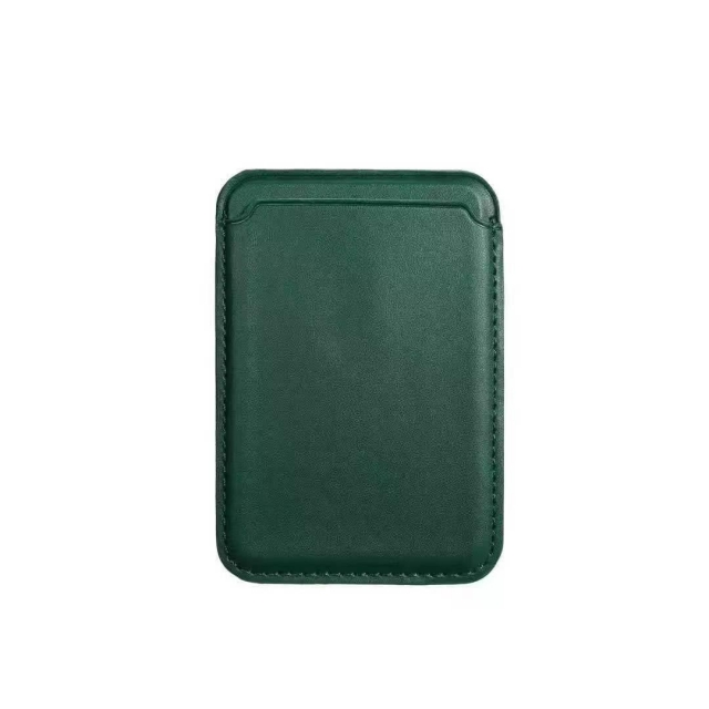 IPHONE 12 MAGNETIC CARD HOLDER GREEN