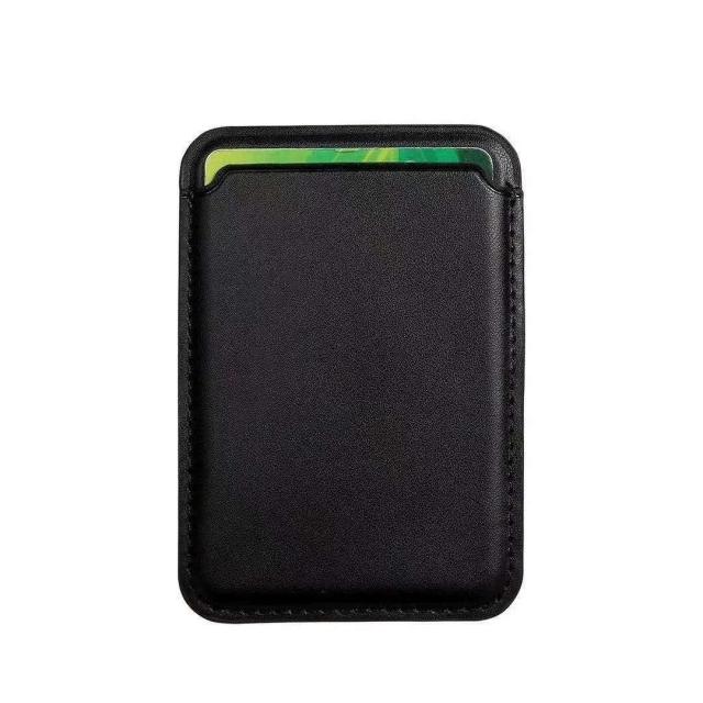 IPHONE 12 MAGNETIC CARD HOLDER BLACK