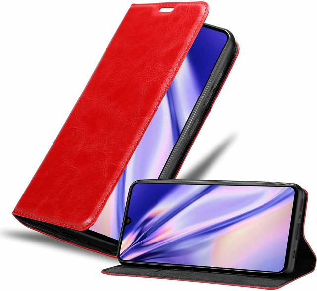 SAMSUNG S21 CLASSIC BOOK RED