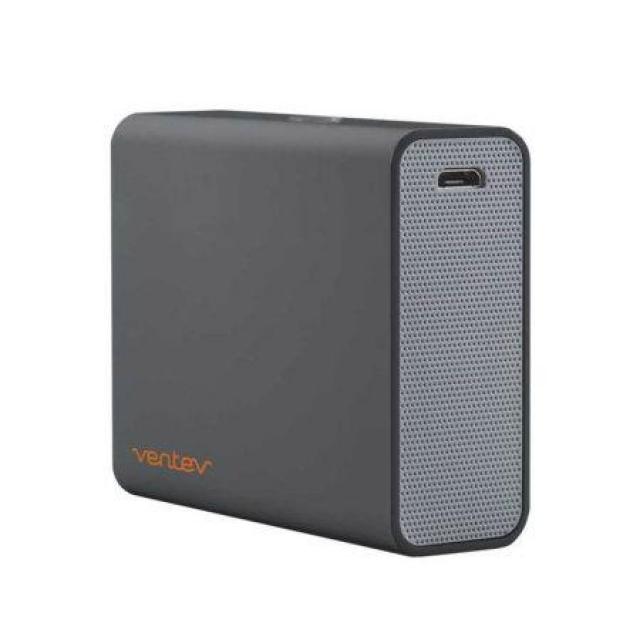 VENTEV Portable Powerbank 5200 With Mfi Cable