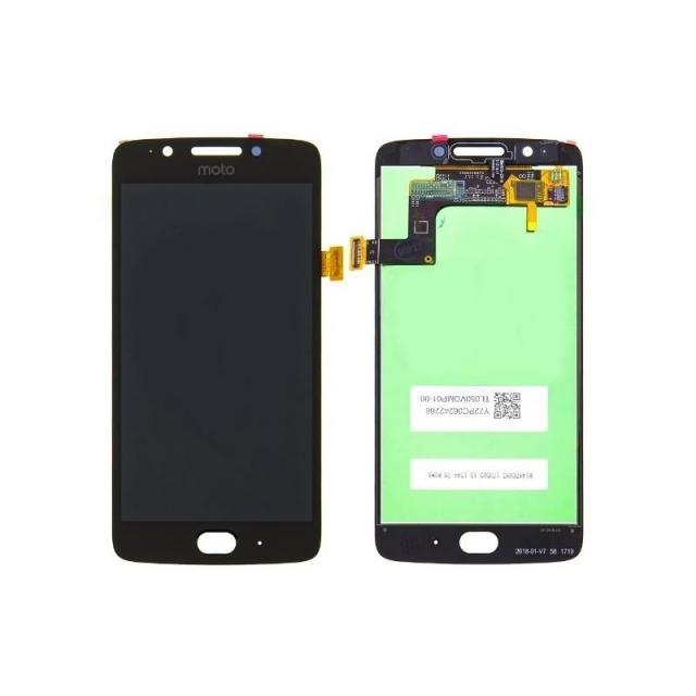 MOTO G5 LCD BLACK