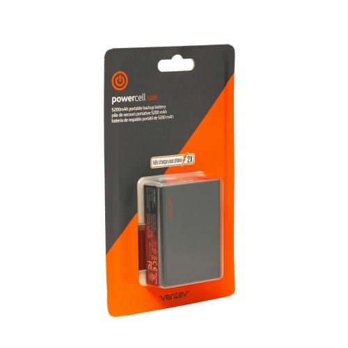 VENTEV Portable Powerbank 5200