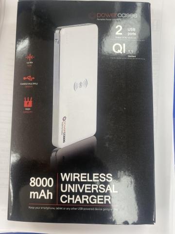 Wireless power bank 8000 mah q1