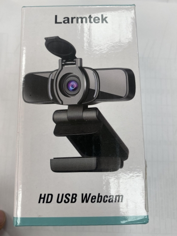 LARMTEK HD USB WEBCAM