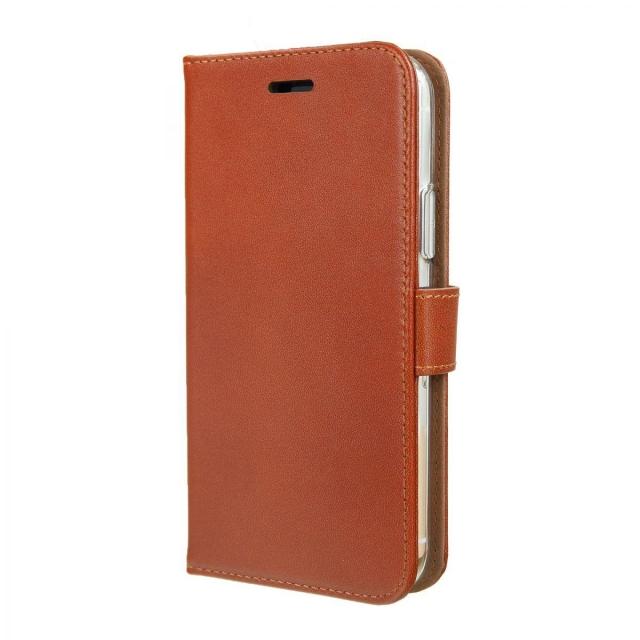 SAMSUNG A22 BOOK CASE BROWN