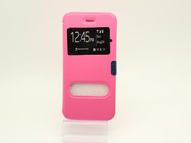 IPHONE 5 S VIEW CASE PINK