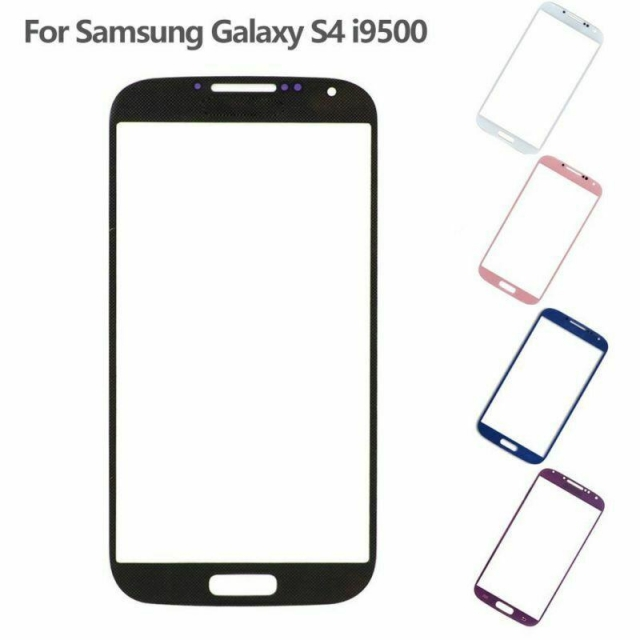 SAMSUNG NOTE4 FRONT GLASS BLACK