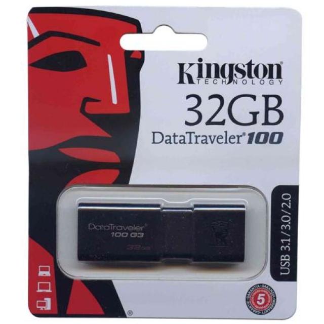 USB DRIVE 32GB KINGSTON
