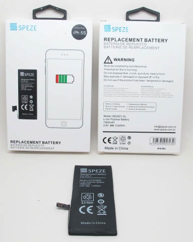 SPEZE IPHONE 5S COMPATIBLE BATTERY