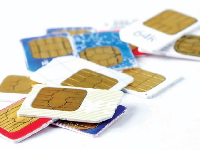 VECTONE PAY AS YOU GO SIM CARD
