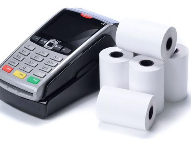 CARD MACHINE ROLL