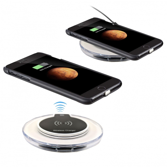 SPEZE WIRELESS CHARGER BLACK