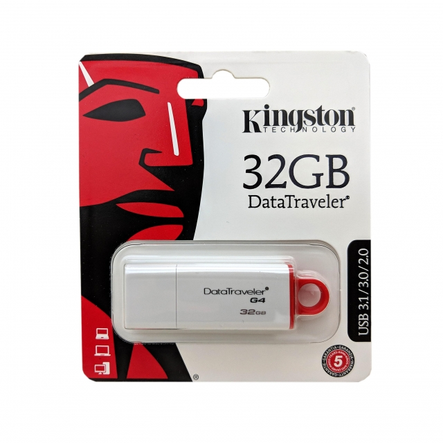 USB FLASH 32GB KINGSTON